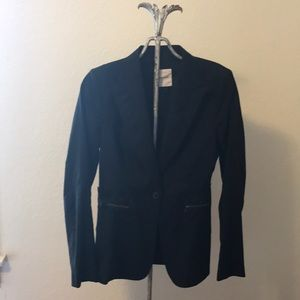 Costume National Navy Jacket